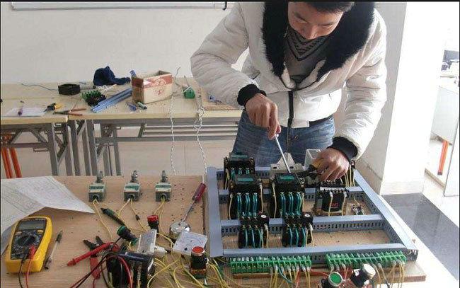 高低压电工培训班