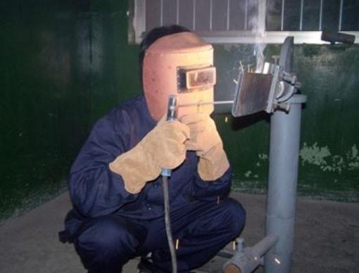 特种焊全能班