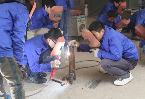 临沂电气焊专业班