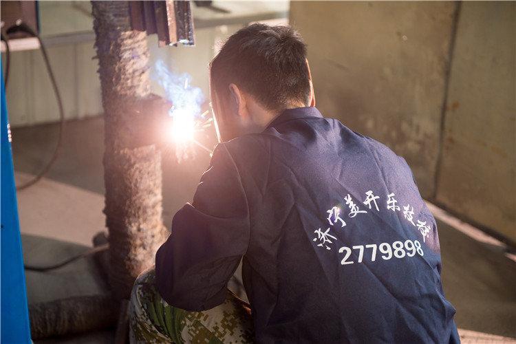 高压焊工培训操作实拍